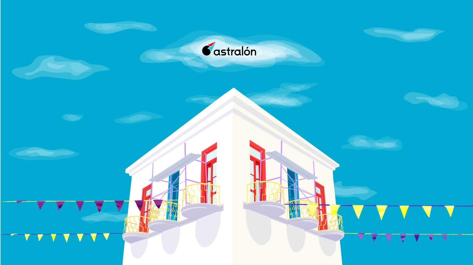 Astralon Home Slider House