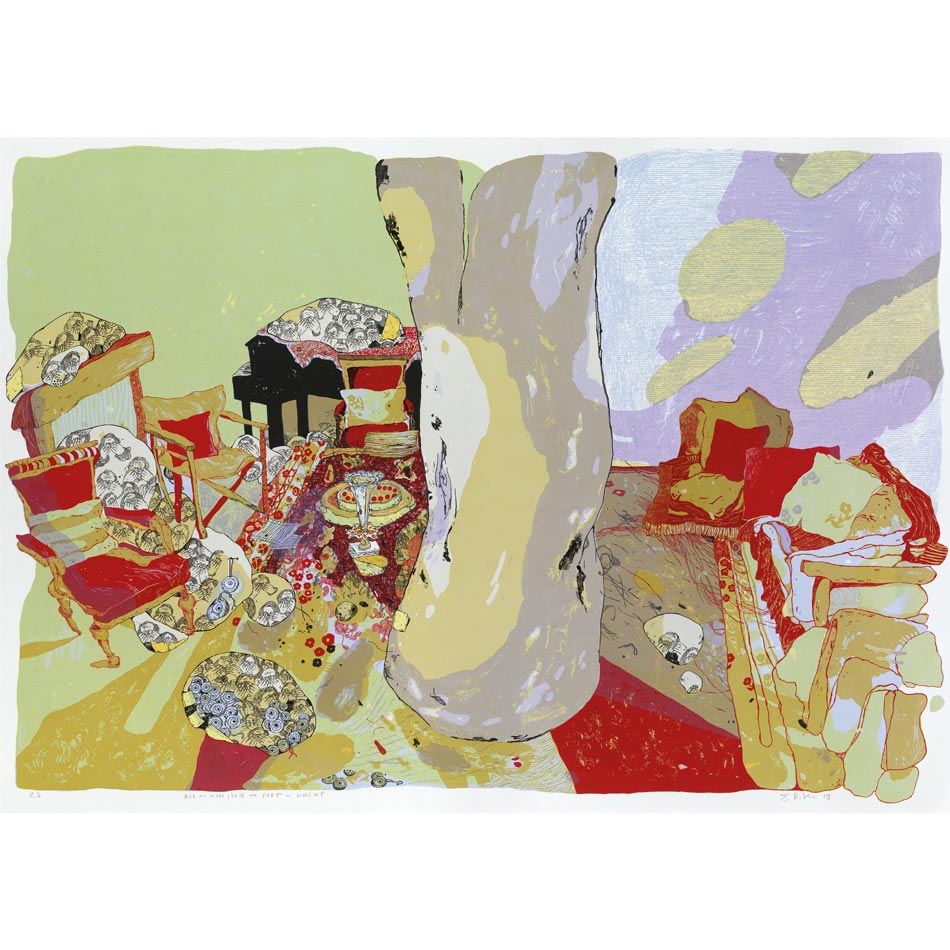 Astralon-Shop-Art-Stefanos-Rokos-Silkscreen-No-More-Shall-We-Part