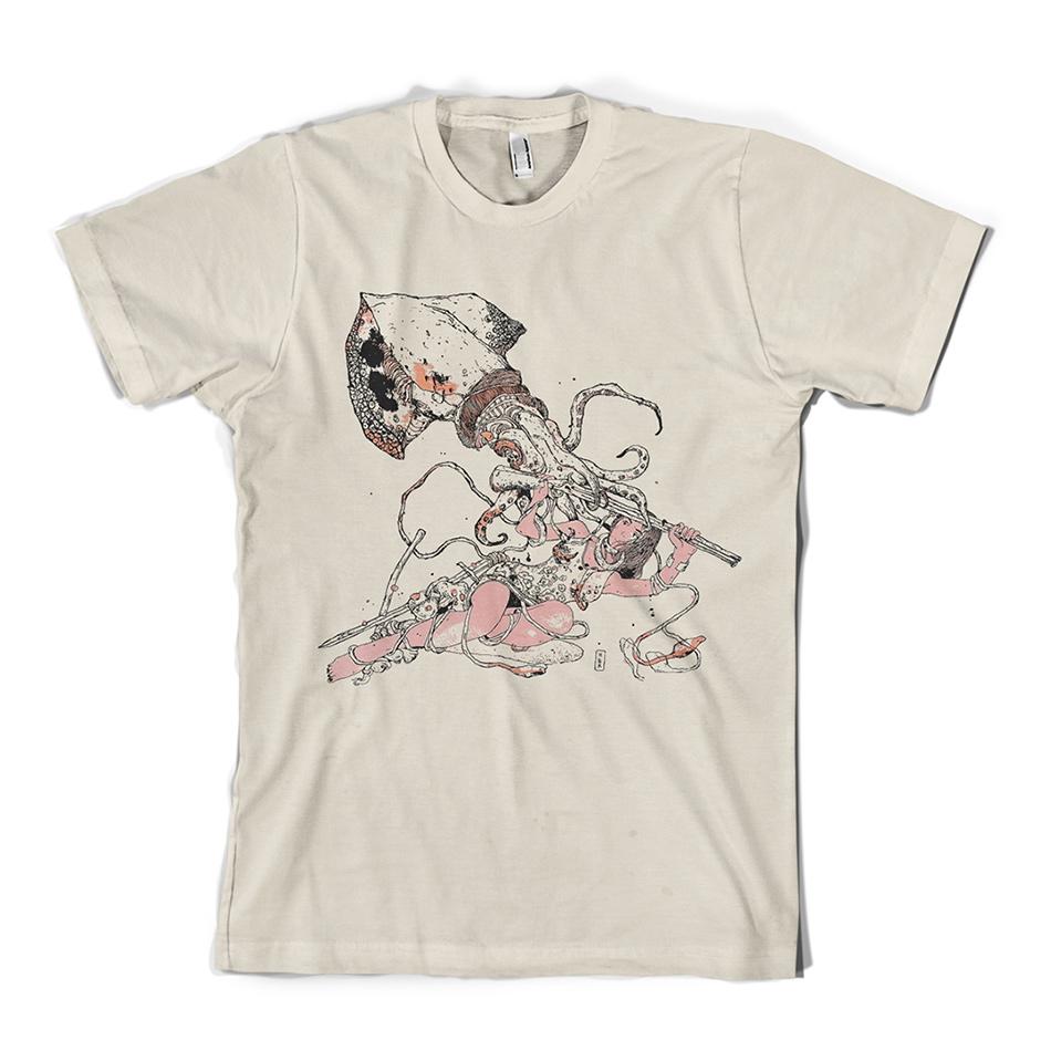 Astralon-rokos-10YEARSH&R-tshirt